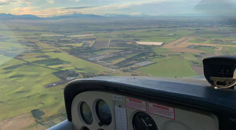 River Valley Scenic Trial Flight - 30 Minutes