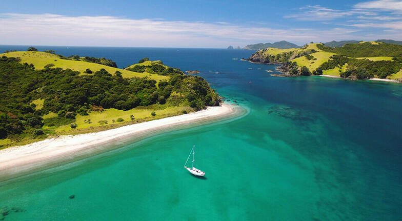 Bay of Islands Sailing Charter with Lunch  55 Hours