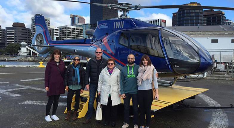 Wellington City Scenic Flight  15 Minutes  For 2