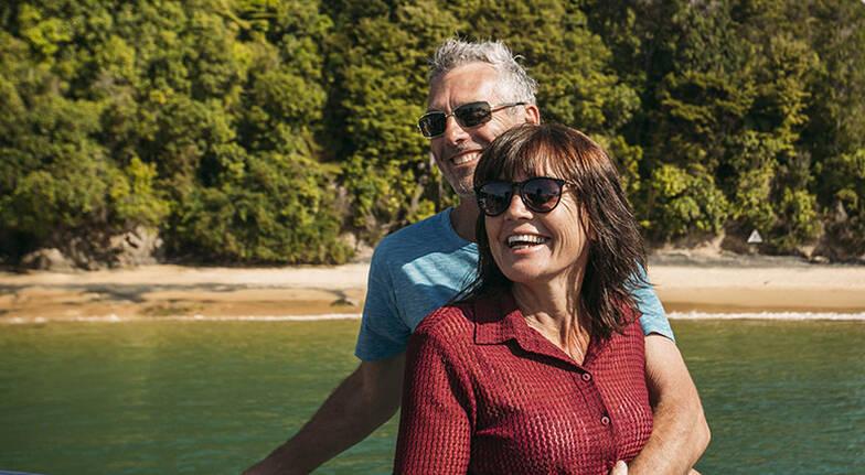 Scenic Cruise and Walking Tour in Abel Tasman National Park