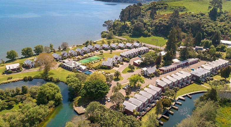 3 Night Rotorua Weekend Escape with Wine  For 4