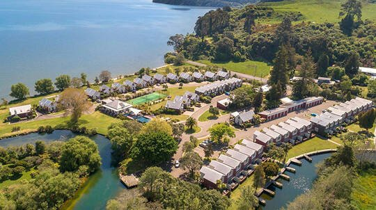 3 Night Rotorua Weekend Escape with Wine - For 6