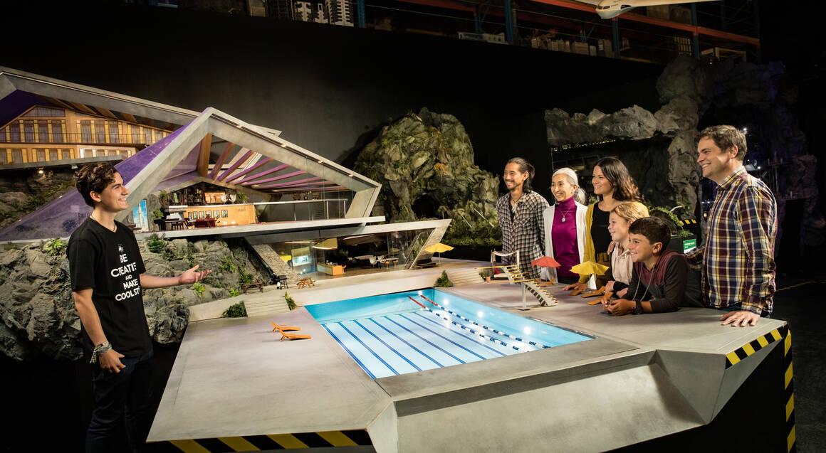 Weta Workshop's Thunderbirds Are Go Experience