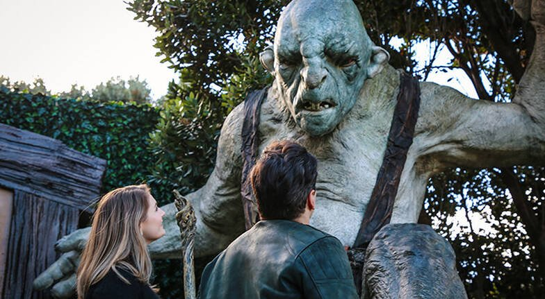 Intro to Sculpting Workshop and Weta Cave Workshop Tour