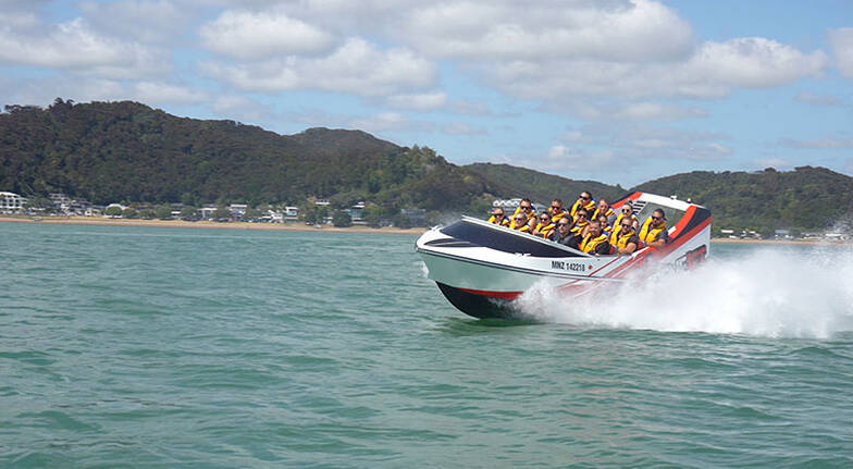 Bay of Islands Jet Boat Ride  30 Minutes