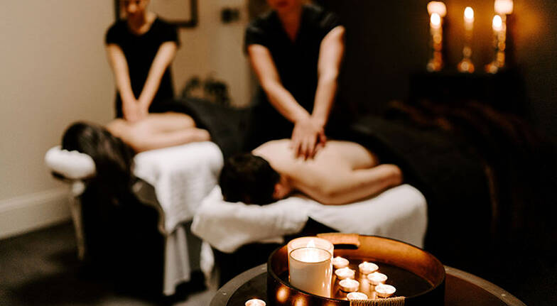 2 Hour Couples Massage with Takeaway Gift  Queenstown