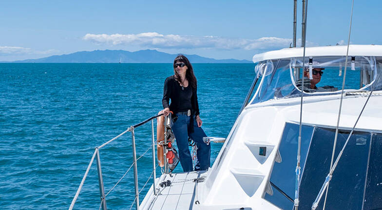 Hauraki Gulf Private Sailing Charter - For up to 12