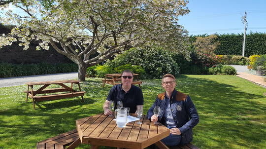Martinborough Winery Guided Tour with Tastings