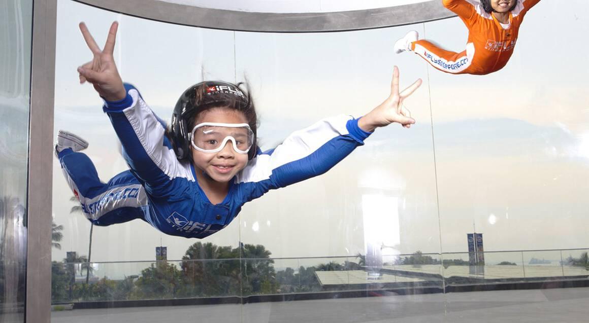iFLY Indoor Skydiving - 2 Flights