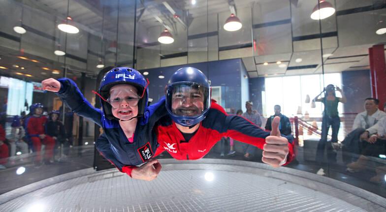 iFLY Indoor Skydiving - 3 Flights