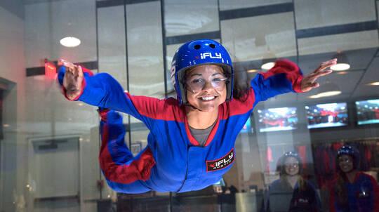 iFLY Indoor Skydiving - 5 Flights